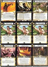 Legend of the Five Rings - L5R - Emperor Edition Promos & Rares w 20 koku card