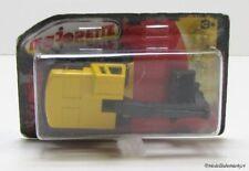 MAJORETTE Baggerkran mit Raupenantrieb gelb-schwarz