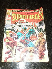 The SUPER-HEROES - No 47 - Date 24/01/1976 - Marvel Comic's