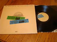 THE  BEATLES AT THE HOLLYWOOD BOWL ORIGINAL LP