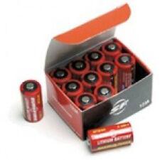 SureFire Batteries-Box of 12-123A Lithium 3-Volt Summer 2026 #SF12-BB