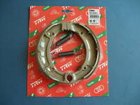 513 Brake shoes rear trw lucas mcs 955 for yamaha dt 400 75-76