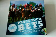 PLACE YOUR BETS MARKS & SPENCERS RACING GAME BRAND NEW SEALED.