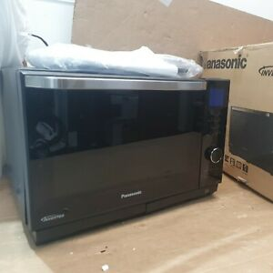 Panasonic NN-DS596BBPQ 4in1 Steam 1000 Watt Microwave Free Standing Black s399