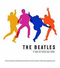 The Beatles : It Was 50 Years Ago Today by Terry Burrows (2013, Hardcover Set