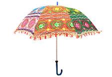 Sun Parasol Handmade Jaipuri Umbrella For Summer and Beach