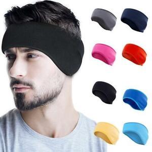 Cycling Sports Headband Winter Headband Earmuffs Running Yoga Skiing 53-56cm