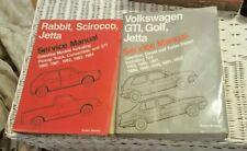 2 Volkswagon Gti Golf Jetta 1985-1992 1980-1984 Servive Manual Robert Bentley 16
