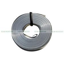 20' Solder Covered Bus Wire for Connecting Solar Cells DIY Solar Panel 5mm Width