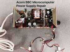 Acorn Computer - BBC Micro - Power Supply Repair