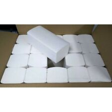 Premium Paper Hand Towels - Case of 3200 V Fold 2ply - CHSA Approved