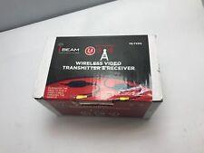 iBeam - 2.4Ghz Universal Wireless Video Transmitter+Receiver Kit Vehicle Camera