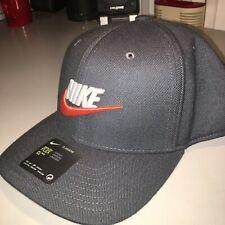 Nike Legacy91 Uomo Golf Cappello Scuro GrigioAntraciteBianco 892651 021 New | eBay