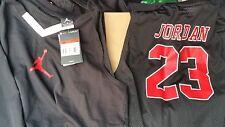 Nike Air Jordan Shirt basketball black new with tags Size M-L Choose