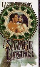 Savage Longings (Savage (Leisure Paperback))-ExLibrary
