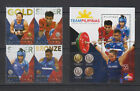 Philippine Stamps 2021 Tokyo Olympics - Filipino Medalists Complete set, MNH