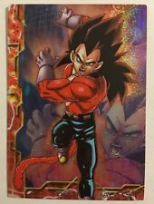 Dragon Ball GT Collection Card Gum Prism SP 4