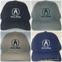 ACURA Embroidered Baseball Hat Cap Adjustable Strap ACURA TLX MDX RDX NSX RLX