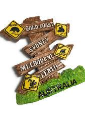 Perth Sydney Australia High Quality Resin 3d Fridge Magnet SOUVENIR TOURIST  098
