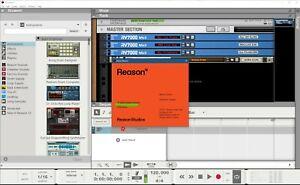 Reason 12 Software. Full Retail Version. Genuine Permanent License Transfer