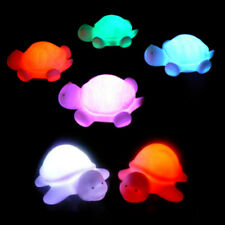 LED Colors Changing Turtle Toy Small Lamp-Night Light Christmas Gift Home Decor