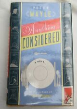 PETER MAYLE - ANYTHING CONSIDERED - 1st US EDITION 1996