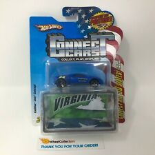 Cadillac Cien Concept Virginia * Hot Wheels Connect Cars * ZB9