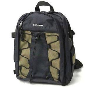 Canon T8i camera backpack bag for Canon CB4 Rebel T7i T6s T6i T6 T5i T5 SL2 SL1