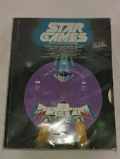 Vtg Star Games Galactic Computer Book, 1978, Decoder, Space Game Magazine Sealed