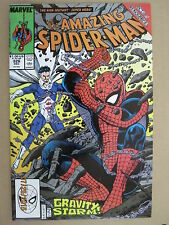 1989 MARVEL COMICS THE AMAZING SPIDER-MAN #326 McFARLANE COVER GRAVITON