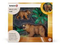 Schleich Grizzly Bear Set - 41402
