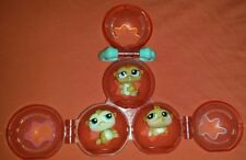 Littlest Pet Shop Petriplets Set  Hamster Triplets #1477 #1478 #1479