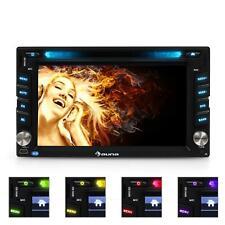 "Auna Mvd-480 Autorradio con pantalla Táctil TFT de 6 2"" (DVD Bluetooh USB m"