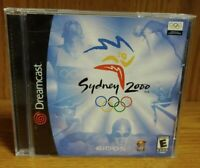 Sydney 2000 Olympic Games   ~ Sega Dreamcast Good Working Condition Complete