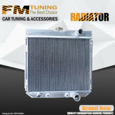 Mustang Cougar Radiator For Ford Mercury V8 67-70 3Rows Aluminum 340