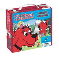 The Young Scientists Club Clifford the Big Red Dog Magic Science Experiment Kit