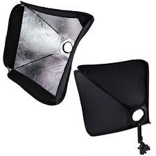 40 x 40cm 16 inch Softbox Flash Box For 430EX 580EX SB600 SB900 YN560 Speedlite