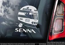 Motor Sport Memorabilia Stickers