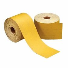 "Norton 06149 PSA Sticky Back Gold Reserve Sheet Roll 220 Grit 2-3/4"" x 25 Yards"