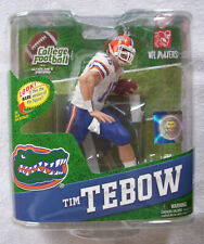McFarlane Tim Tebow Florida Gators White Jersey/Blue Pants Chase CL 1664/2000