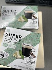 Kitu, Super Coffee Pods White Chocolate Peppermint 10-0.36 oz