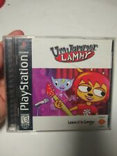 Um Jammer Lammy Sony PlayStation (1999) PS1 Complete CIB Free Shipping Very Good