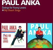 Paul Anka - Swings for Young Lovers / My Heart Sings [New CD] Bonus Tracks, Rmst