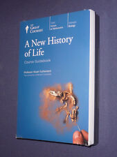 Teaching Co Great Courses DVDs             A NEW HISTORY OF LIFE    new & sealed