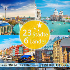 A&O Hotelgutschein 3 Tage für 2 Personen -  20 Städte - 4 Länder - 32 Hotels