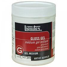 Liquitex Professional Gloss Gel Medium 473ml