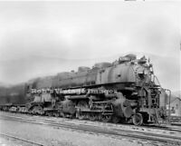 Union Pacific Railroad  Photo Steam Locomotive 3901 CS-1 4-6-6-4  UP train
