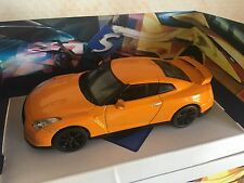 Nissan GTR 2007 orange 1:43 Solido neu & OVP 436180