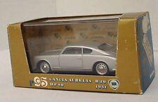 BRUMM R95 LANCIA AURELIA B20 COUPE die cast model road car, silver 1951 1:43rd