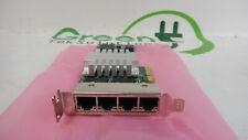 IBM 45W1959 4-Port Gigabit PCI-E PRO/1000PT Server Network Interface Card LowPro